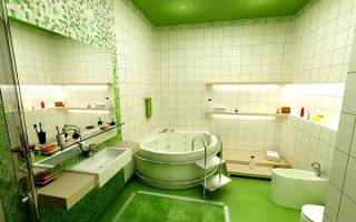 Как наклеить плитку на гипсокартон в ванной