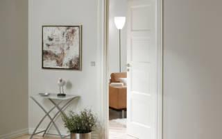 Что значит филенчатая дверь?