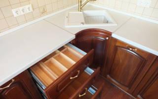 Как поменять столешницу на кухонном гарнитуре