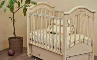 Как собрать детскую деревянную кровать?