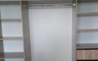 Как спланировать встроенный шкаф купе?