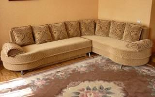 Сколько нужно материала для перетяжки дивана?