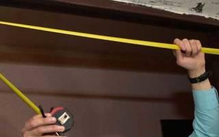 Как уменьшить проем межкомнатной двери?