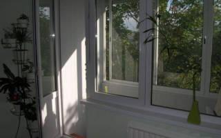 Как заменить уплотнитель на балконной двери?