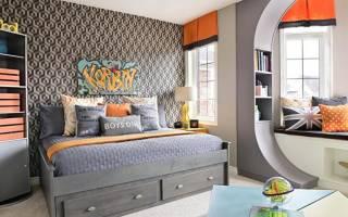 Детские комнаты для подростка фото дизайн