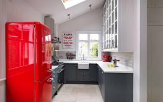 Как преобразить старый холодильник