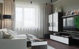 Бесплатный дизайн проект гостиной