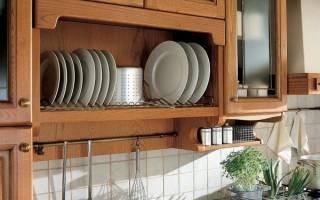 Регулировка навесов кухонных шкафов