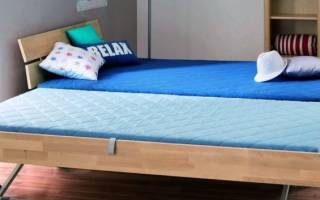 Детские кровати раскладушки