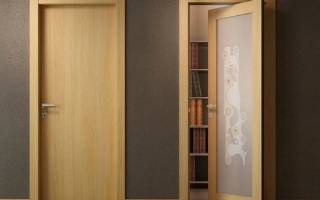 Двери МДФ что это такое?
