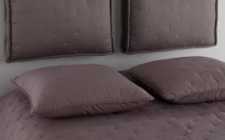 Как увеличить изголовье кровати?