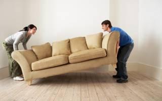 Из за чего скрипит диван?