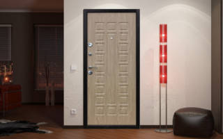 Как снять облицовку с входной двери?