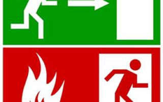 В каких помещениях устанавливаются противопожарные двери?