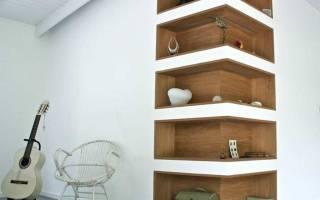 Как украсить углы в квартире