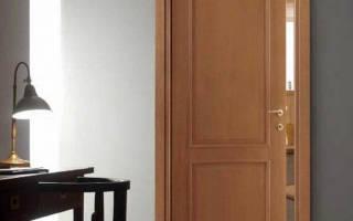 Что значит глухая дверь?
