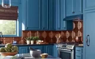 Можно ли покрасить деревянную кухню?