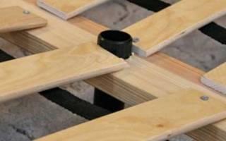 Почему скрипит деревянная кровать?