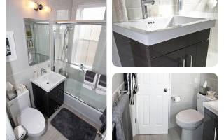 Ванная комната в студии дизайн