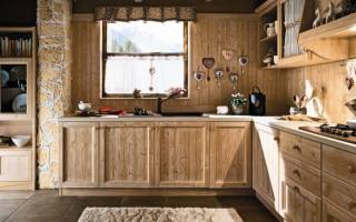 Что такое мебельный щит для кухни?