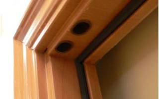 Как выбрать уплотнитель для входной двери?