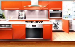 Оптимальная длина кухонного гарнитура
