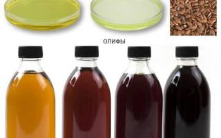 Как заколеровать льняное масло для дерева?