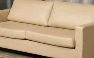 Как снять боковины у дивана?