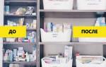 Как организовать домашнюю аптечку