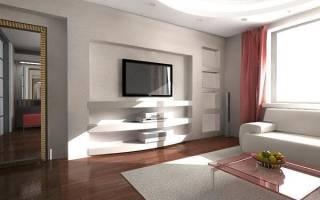 Бюджетный дизайн гостиной фото