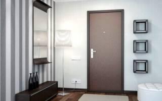 Как усилить деревянную дверь?