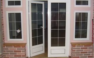 Как регулировать металлопластиковые двери?