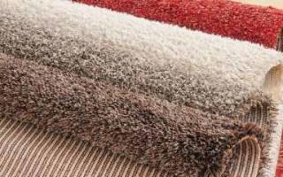 Как пылесосить ковер с длинным ворсом