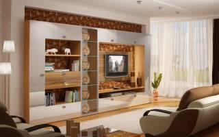 Как преобразить старую мебельную стенку