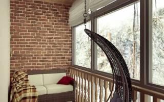 Варианты дизайна балкона фото