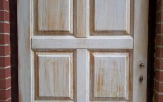 Как починить дверь из ДСП?