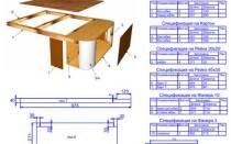 Чертежи диванов для производства