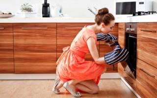Способы очистки духовых шкафов какая лучше