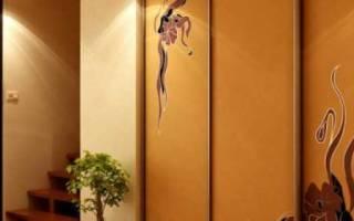 Как сделать раздвижные дверцы для шкафчика