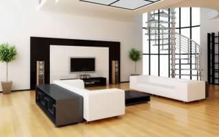 Гостиная минимализм дизайн