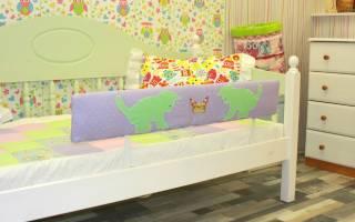 Как увеличить бортики детской кроватки?