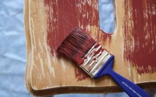 Как покрасить стол из ламинированного ДСП?