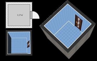 Ванная комната дизайн конструктор