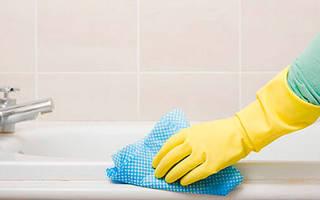 Как быстро отмыть ванну