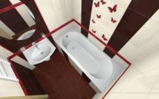 Ванные комнаты 170х170 дизайн фото