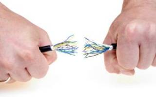 Как найти разрыв провода в стене
