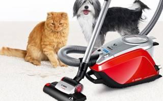 Как выбрать пылесос для квартиры с животными