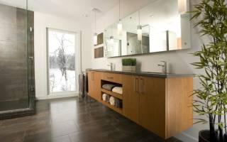 Ванная комната дизайн современный стиль