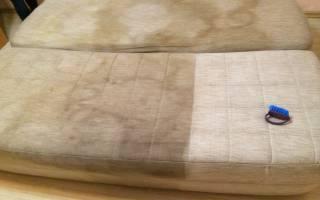 Как восстановить старый диван?