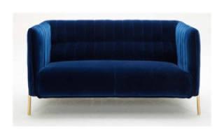 Вельвет или велюр что лучше для дивана?